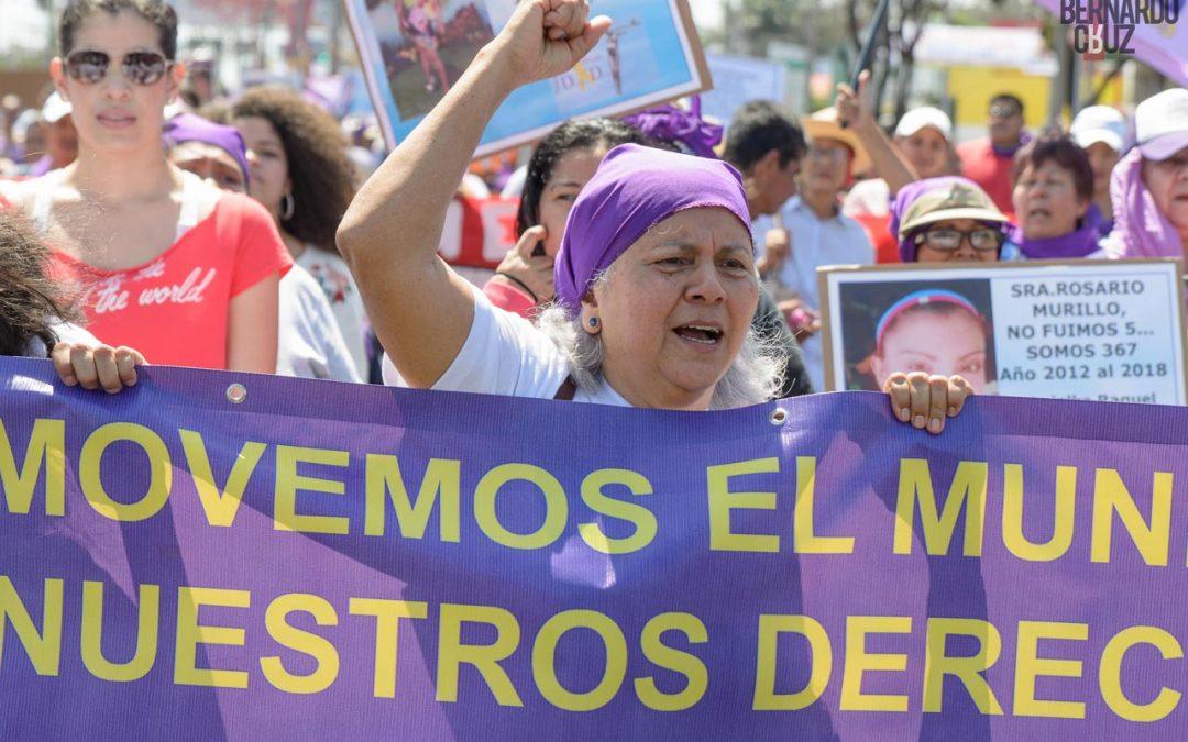8 de Marzo, Managua